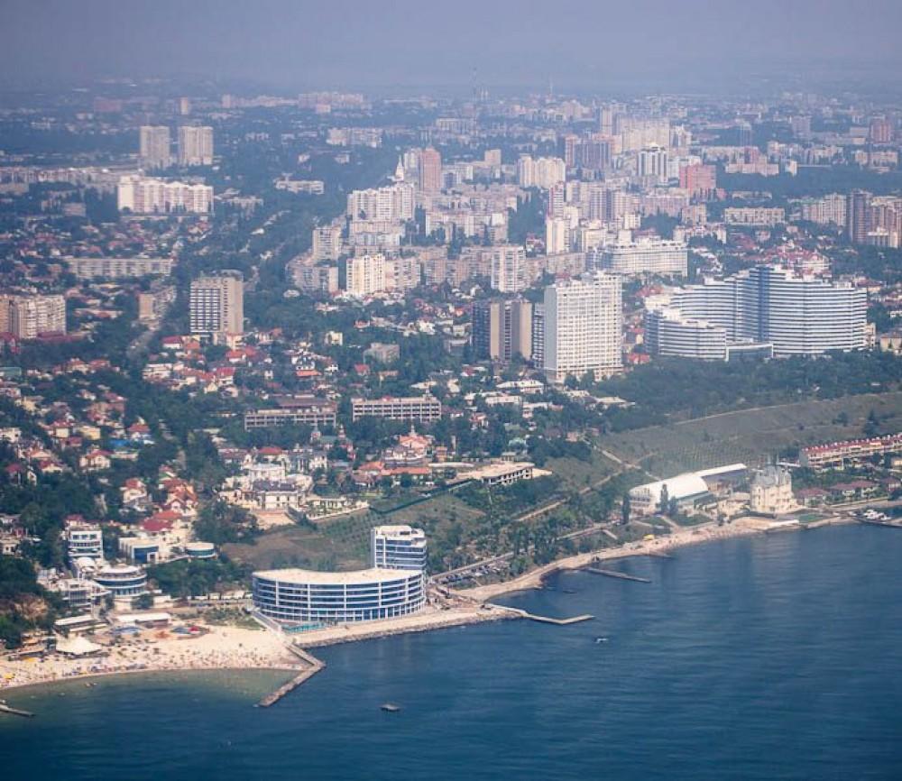 В Одессе благоустроят набережную на Фонтане