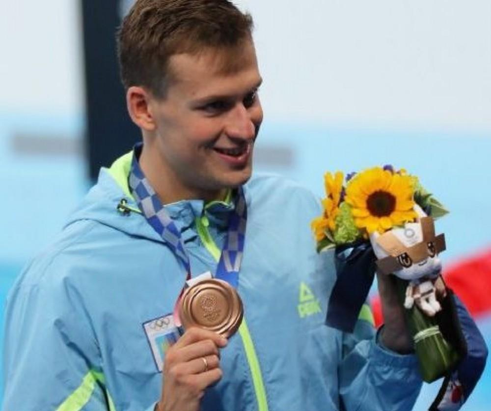 Бронзовая медаль и выход в полуфинал // Украинские спортсмены достойно выступили на Олимпиаде