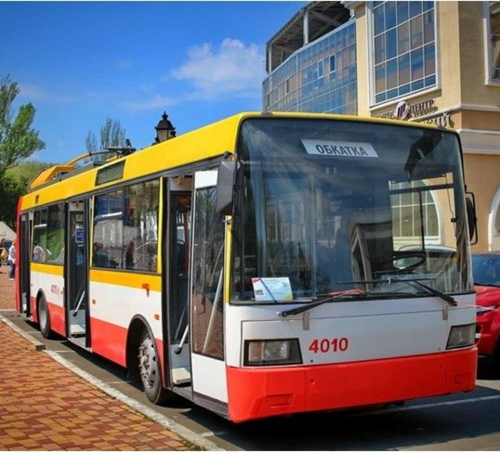 «Одесгорэлектротранс» планирует закупить 6 электробусов и запустить их по новому маршруту