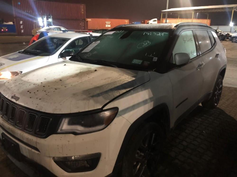 В порт Одессы доставили угнанную в Мексике машину