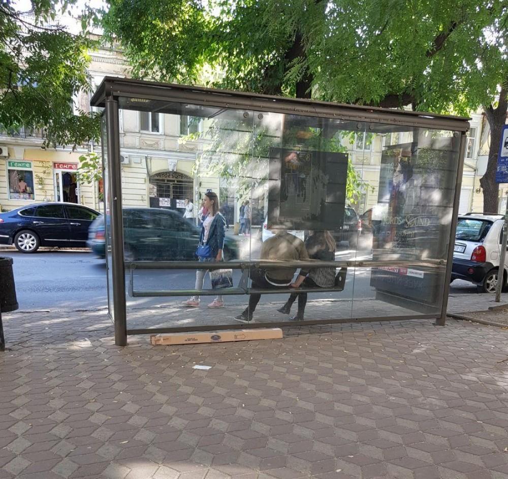 В Одесском горсовете представили новые остановки общественного транспорта // Визуализация