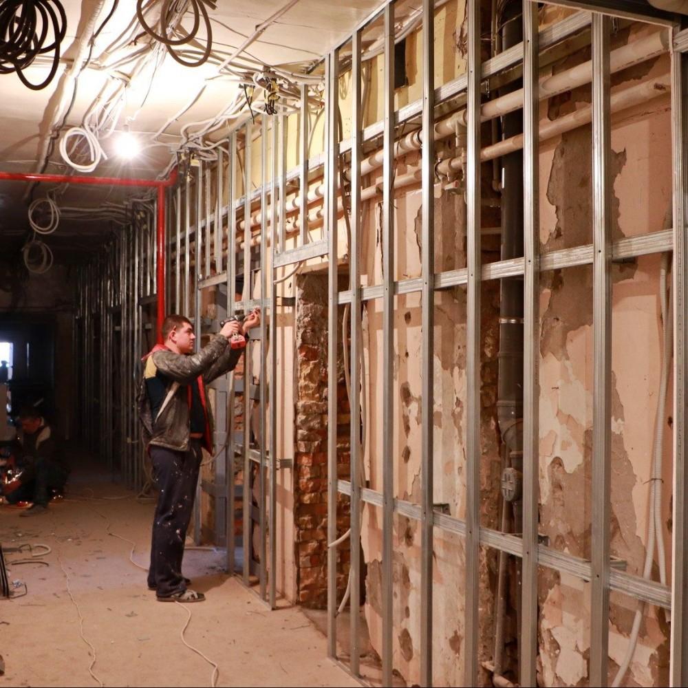 Еще 90 койко-мест // В Одессе обустраивают новое отделение для ковидных больных