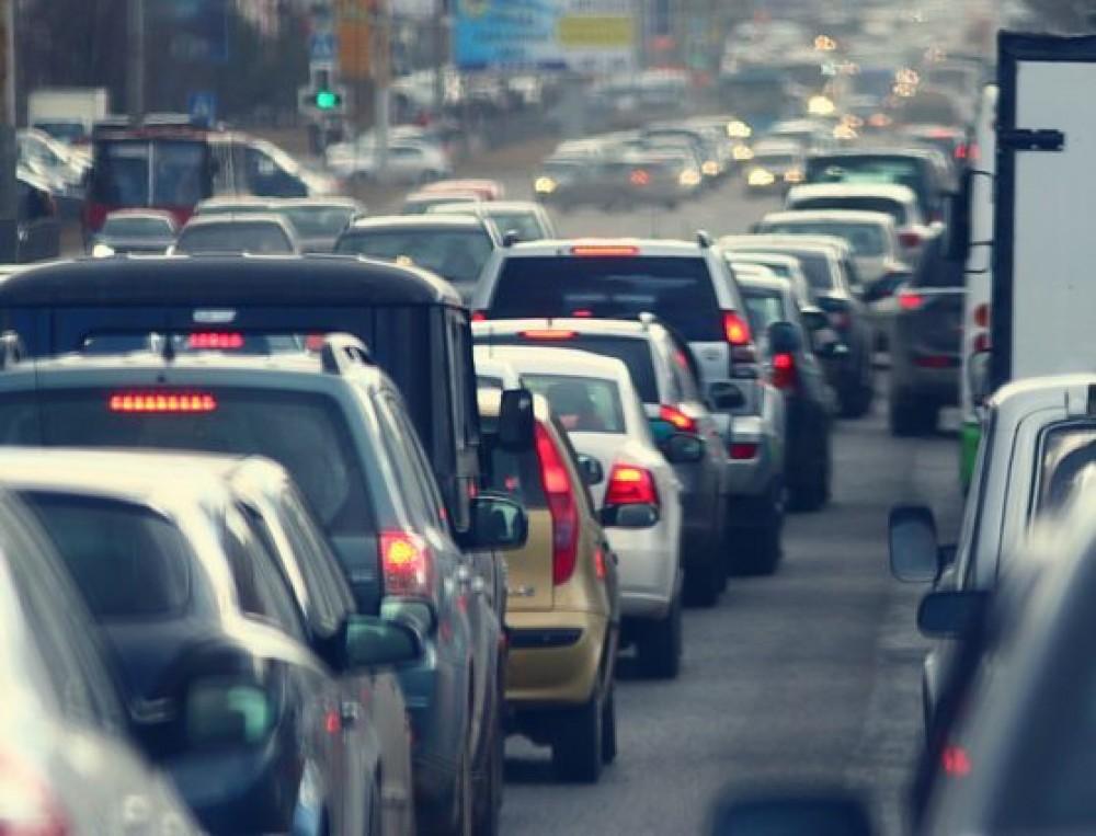 Ещё больше пробок // Одесса заняла 11-е место в мире по загруженности дорог