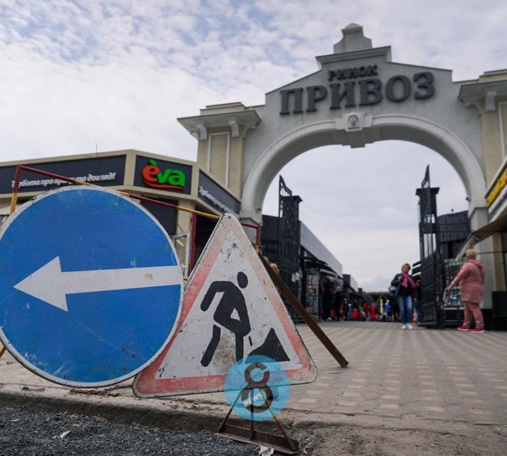 На ремонт Преображенской нужны дополнительные деньги // Работы обещают закончить осенью