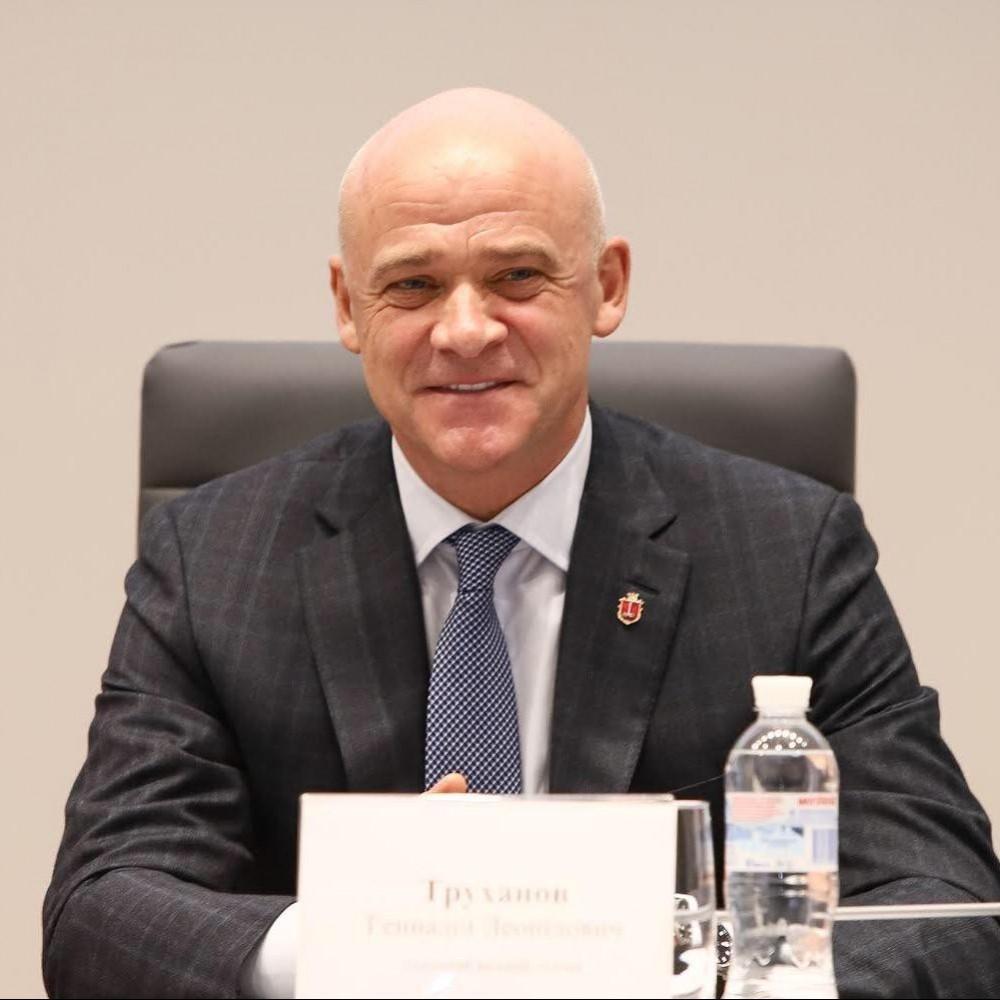 Мэр Геннадий Труханов ушел в отпуск // Вместо него рулить городом будет Михаил Кучук