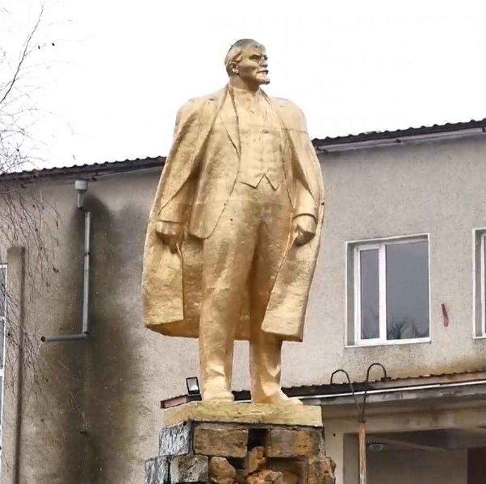 Предпоследний Ленин области – всё