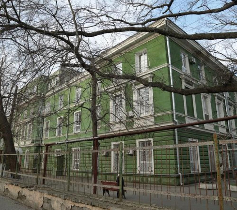 Круглосуточный травмпункт рядом с парком Шевченко больше не работает