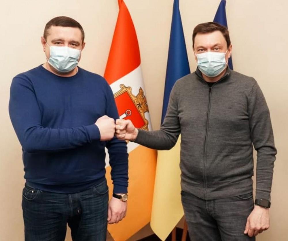 Кадровые перестановки в областной ячейке «Слуги народа» // Диденко возглавил партийную организацию в регионе