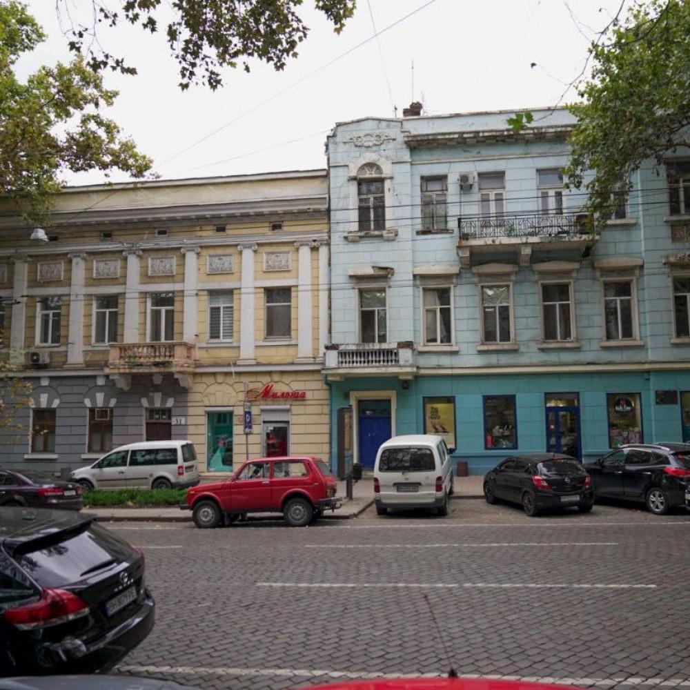 На Пушкинской отреставрируют целый квартал // На трех памятниках архитектуры отремонтируют крыши и фасады