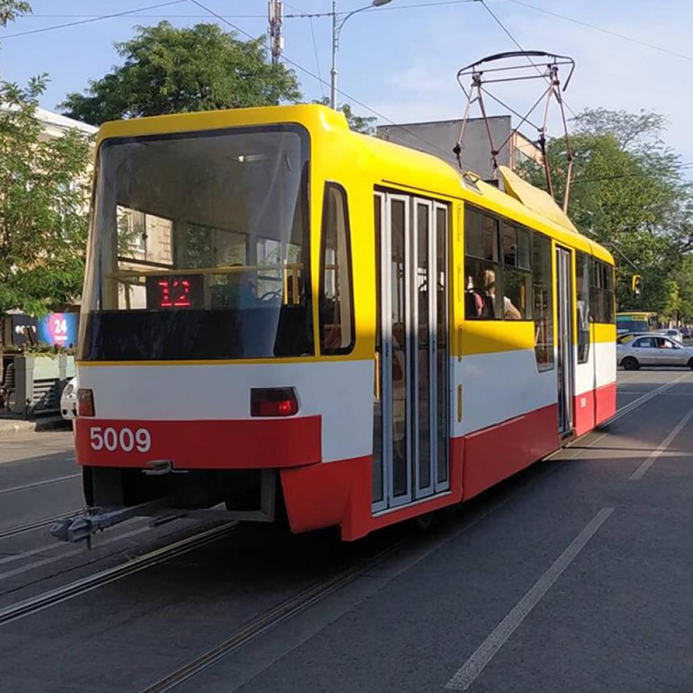 Из-за капремонта Преображенской // 12-й трамвай меняет схему движения