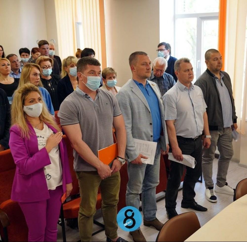 Новая школа и детский садик // Депутаты Таировской ОТГ дали старт разработке проектов строительства