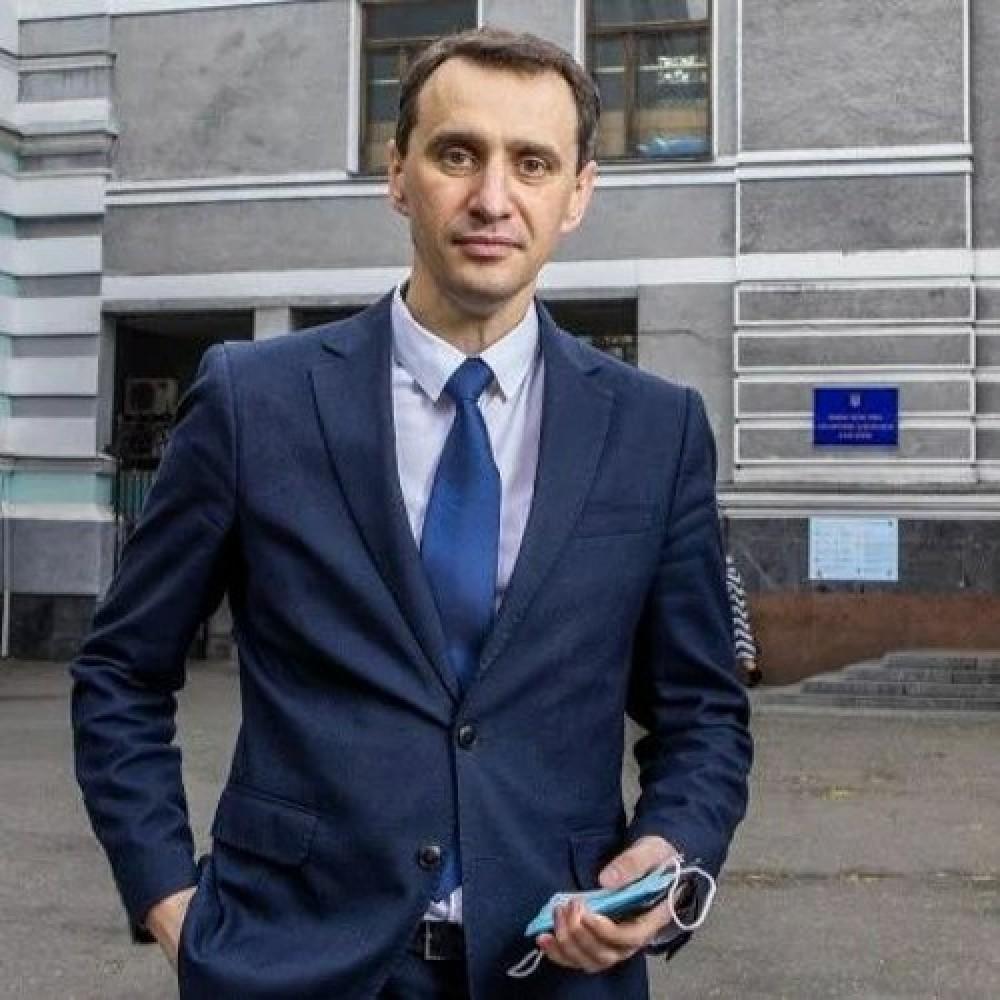 Главный санврач Украины Виктор Ляшко заразился короной