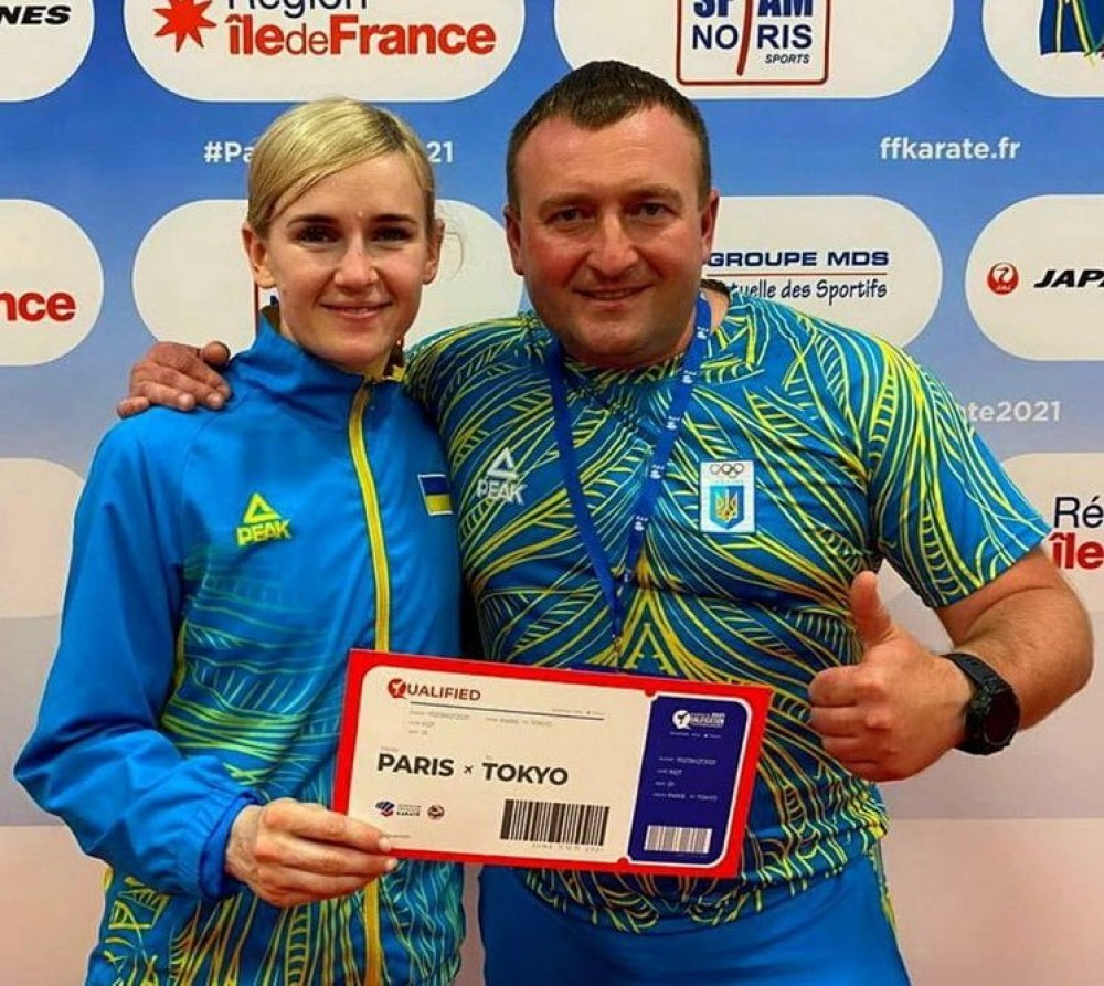 Одесская спортсменка завоевала право участвовать в Олимпийских играх