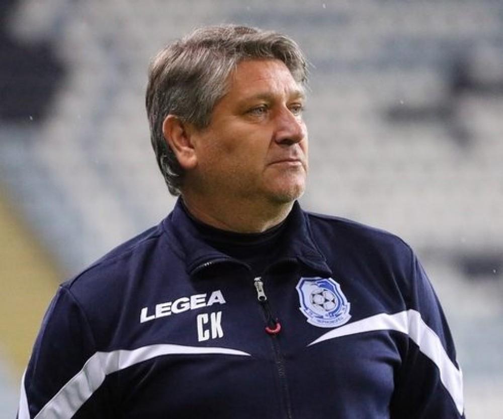 ФК «Черноморец» остался без главного тренера