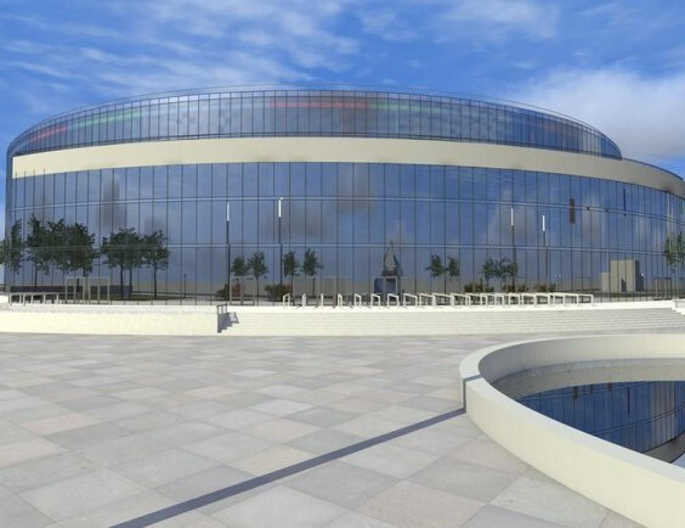 Одесская мэрия ищет проектанта для строительства нового Дворца спорта возле аэропорта