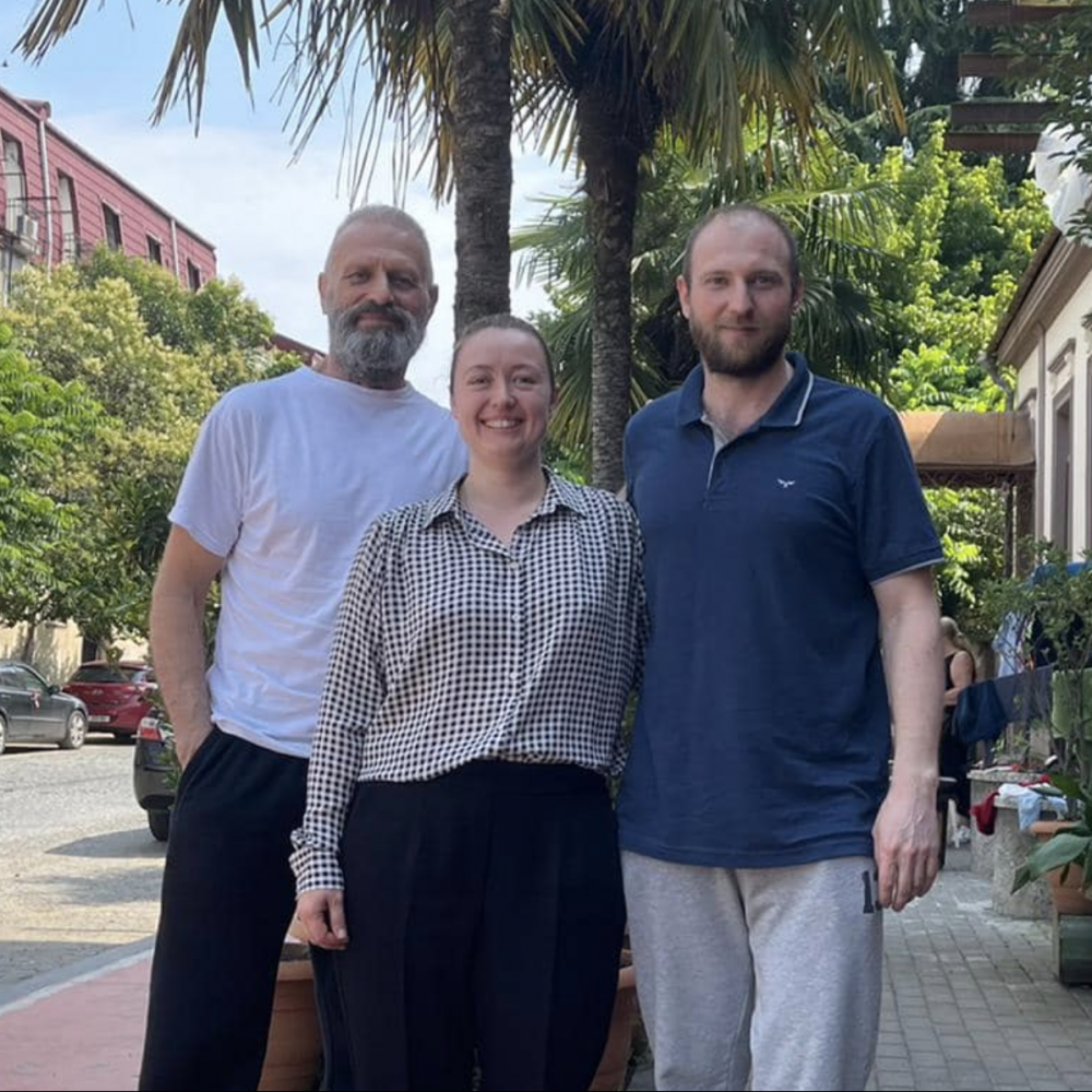 В Грузии перед визитом Зеленского помиловали двух одесских яхтсменов