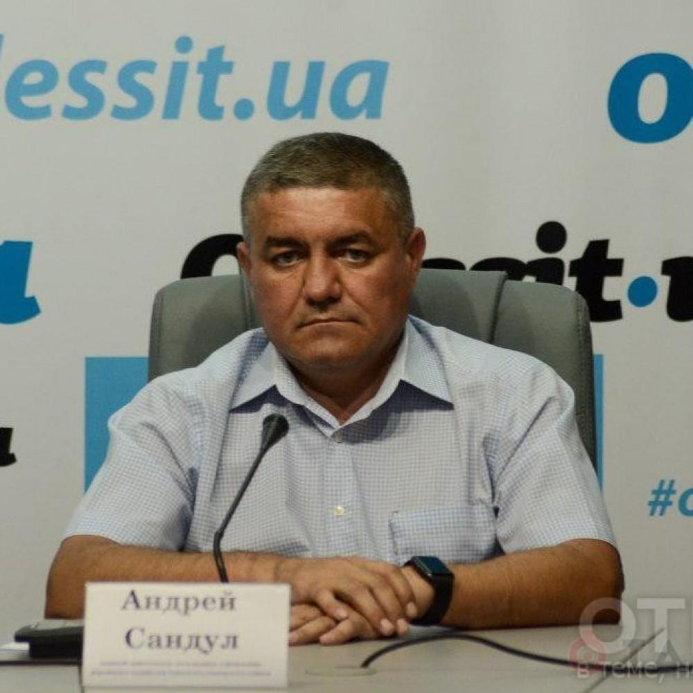 Андрей Сандул снова стал главным дорожником Одессы