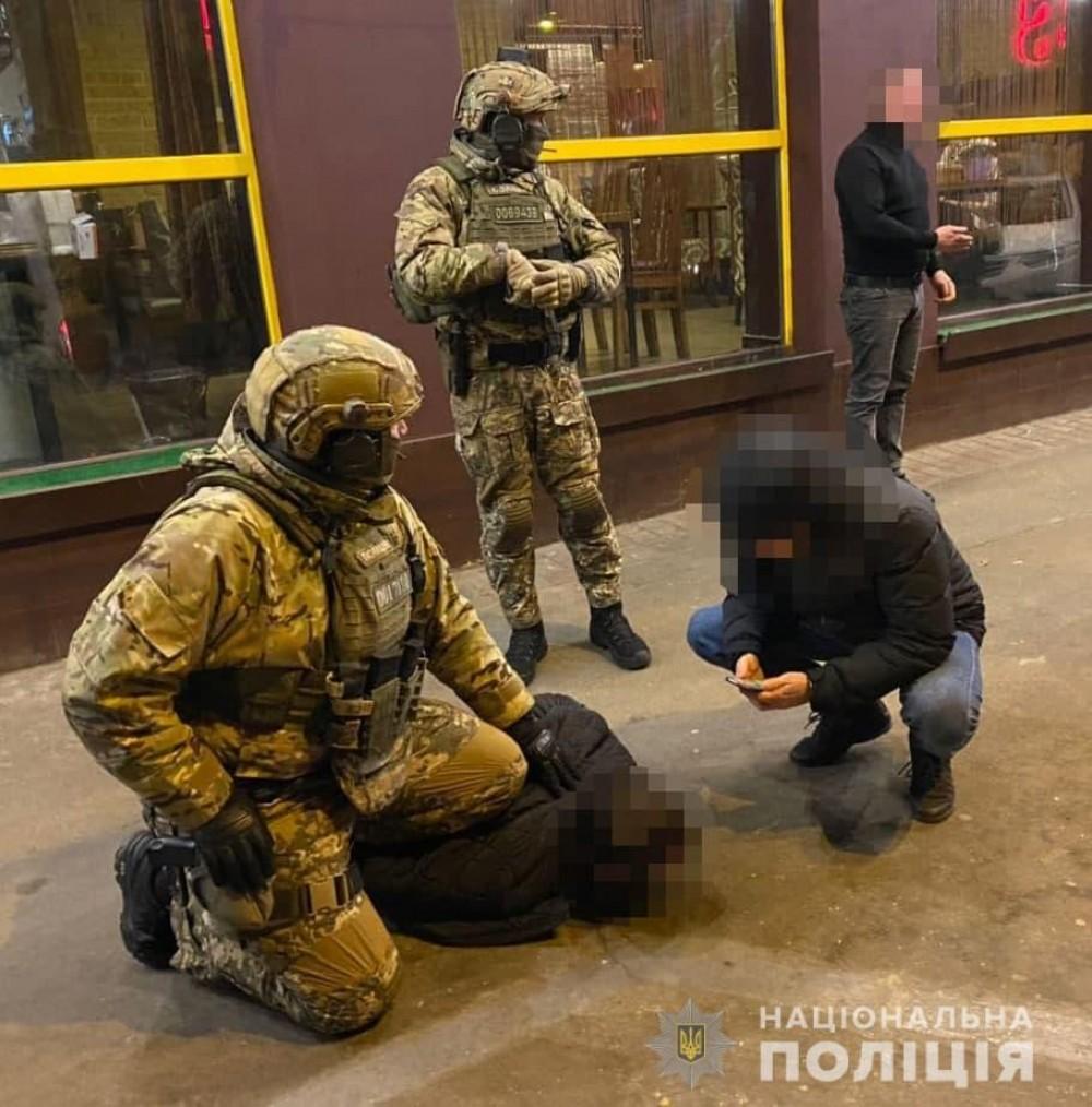 В Одессе и Киеве копы задержали банду киднепперов, которой из России рулили два вора в законе