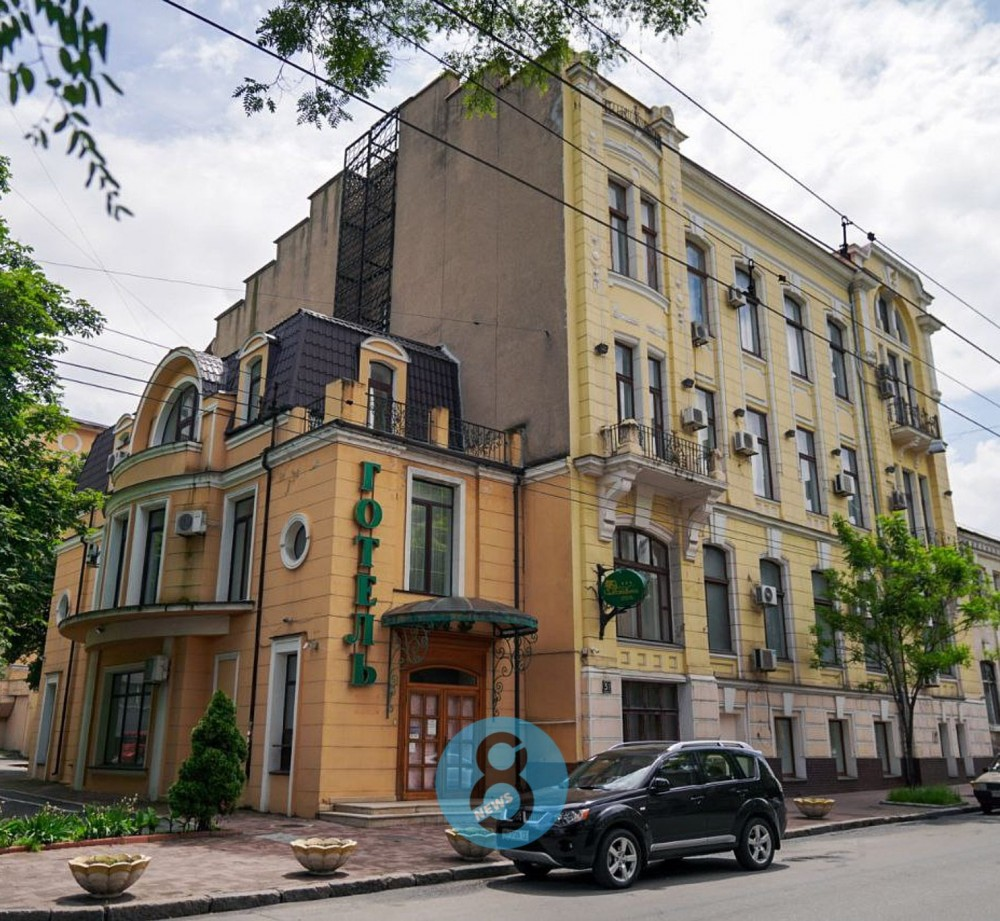 В Одесском облсовете хотят продать два старинных здания на Канатной