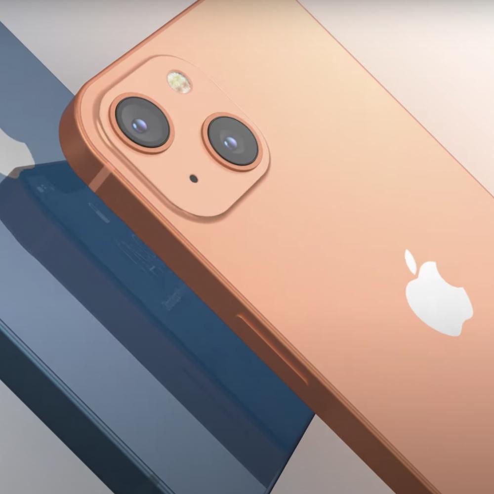 В сети появилась визуализация iPhone 13, основанная на утечках и слухах