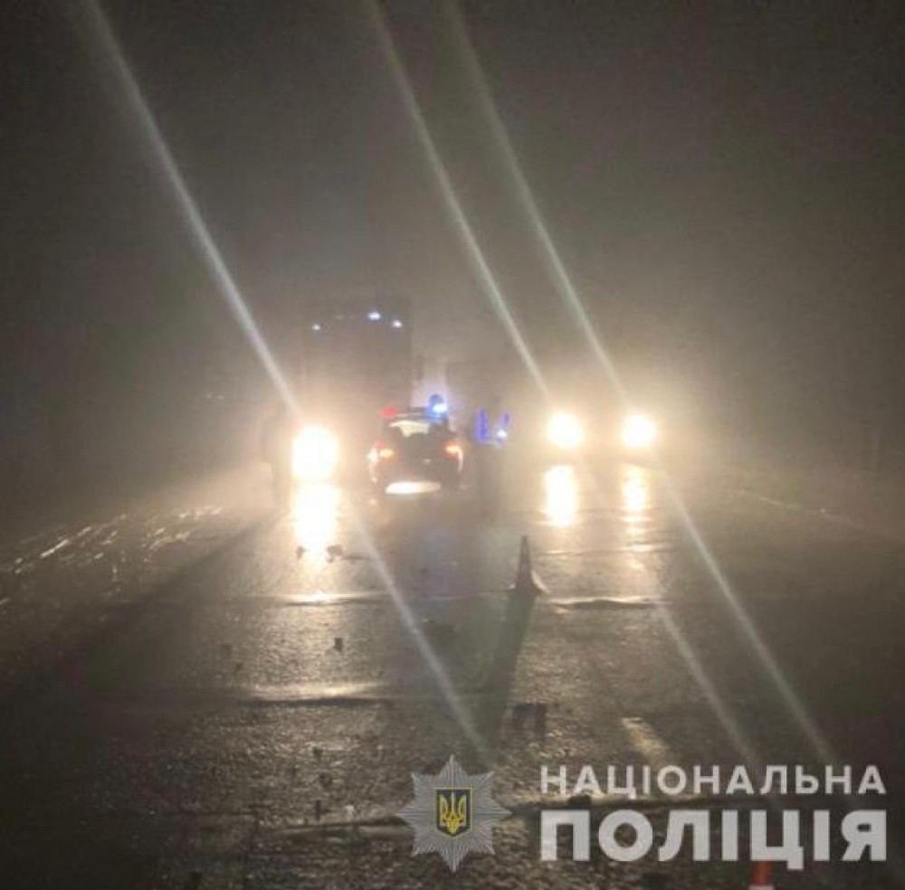 В Одесской области двое человек погибли на дороге