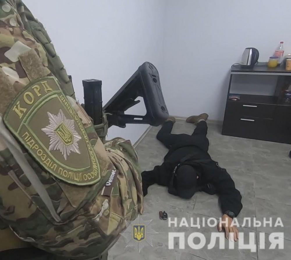 Занимался рэкетом //Полиция задержала активиста Резвушкина