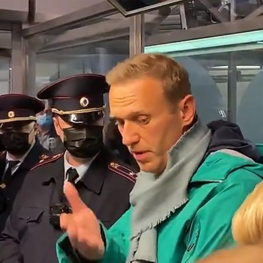 МИД Украины прокомментировал арест Навального