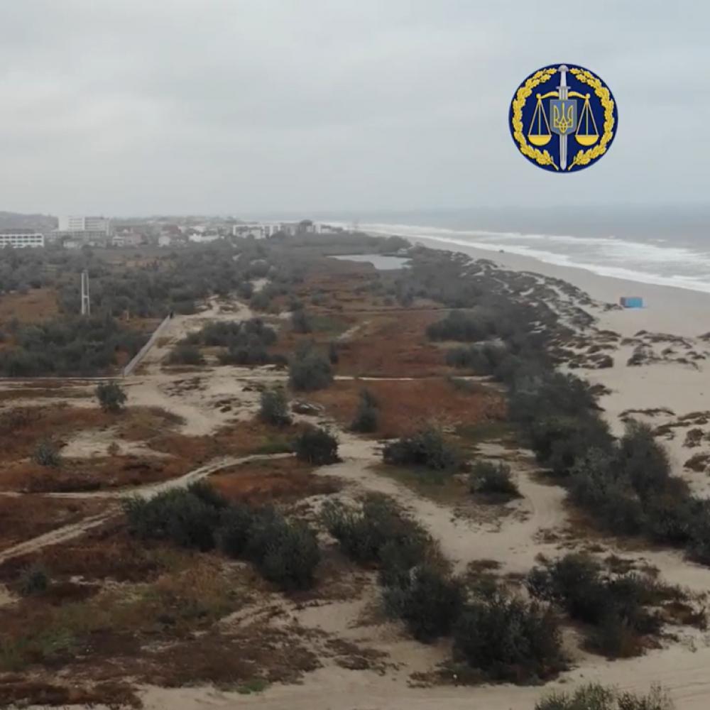 Прокуратура отсудила побережье Затоки // 5 гектаров земли вернули государству