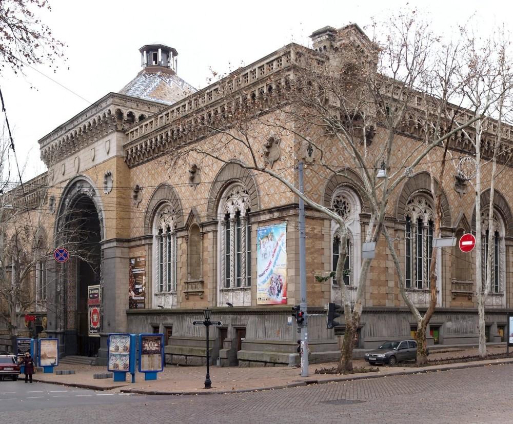 В облгосадминистрации задумали реконструировать Одесскую филармонию