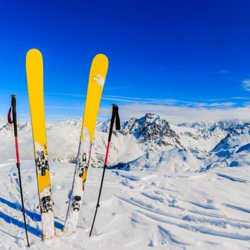 Куда украинцы могут поехать покататься на лыжах // Во сколько обойдутся скипассы