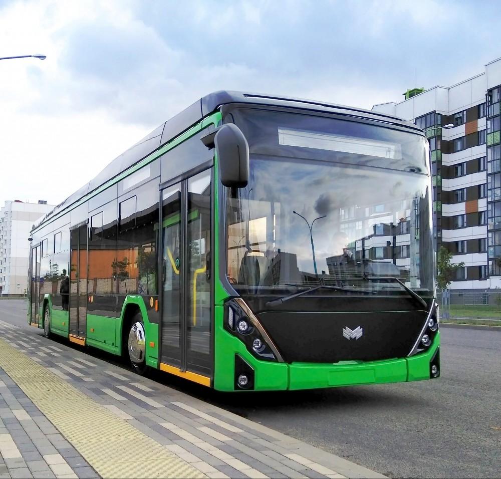 Новые электробусы должны появится в Одессе уже в декабре // Горсовет объявил тендер