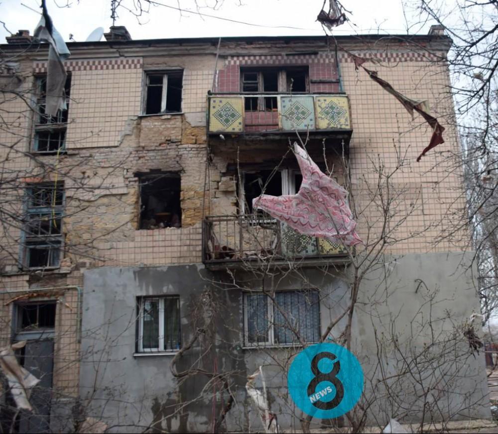 В Хуторском переулке взорвался газ // Хозяина квартиры отбросило на улицу взрывной волной (обновлено)