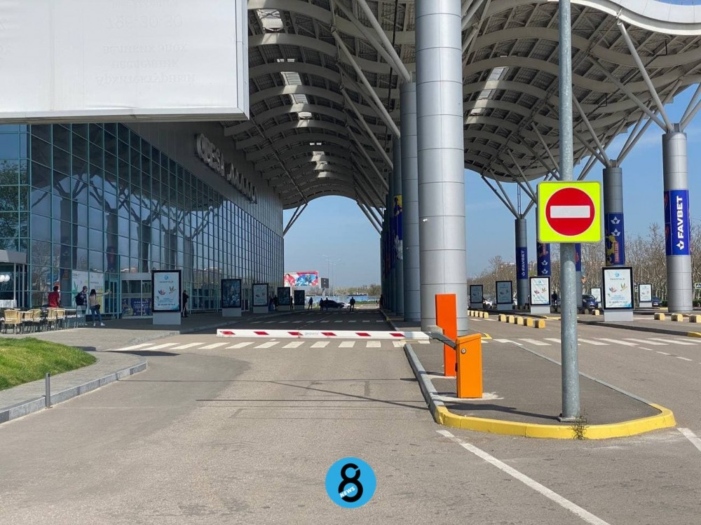 В одесском аэропорту планируют построить грузовой терминал за деньги частного инвестора