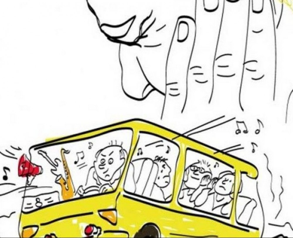 В Раде вновь заговорили о законопроекте, запрещающем включать музыку в маршрутках