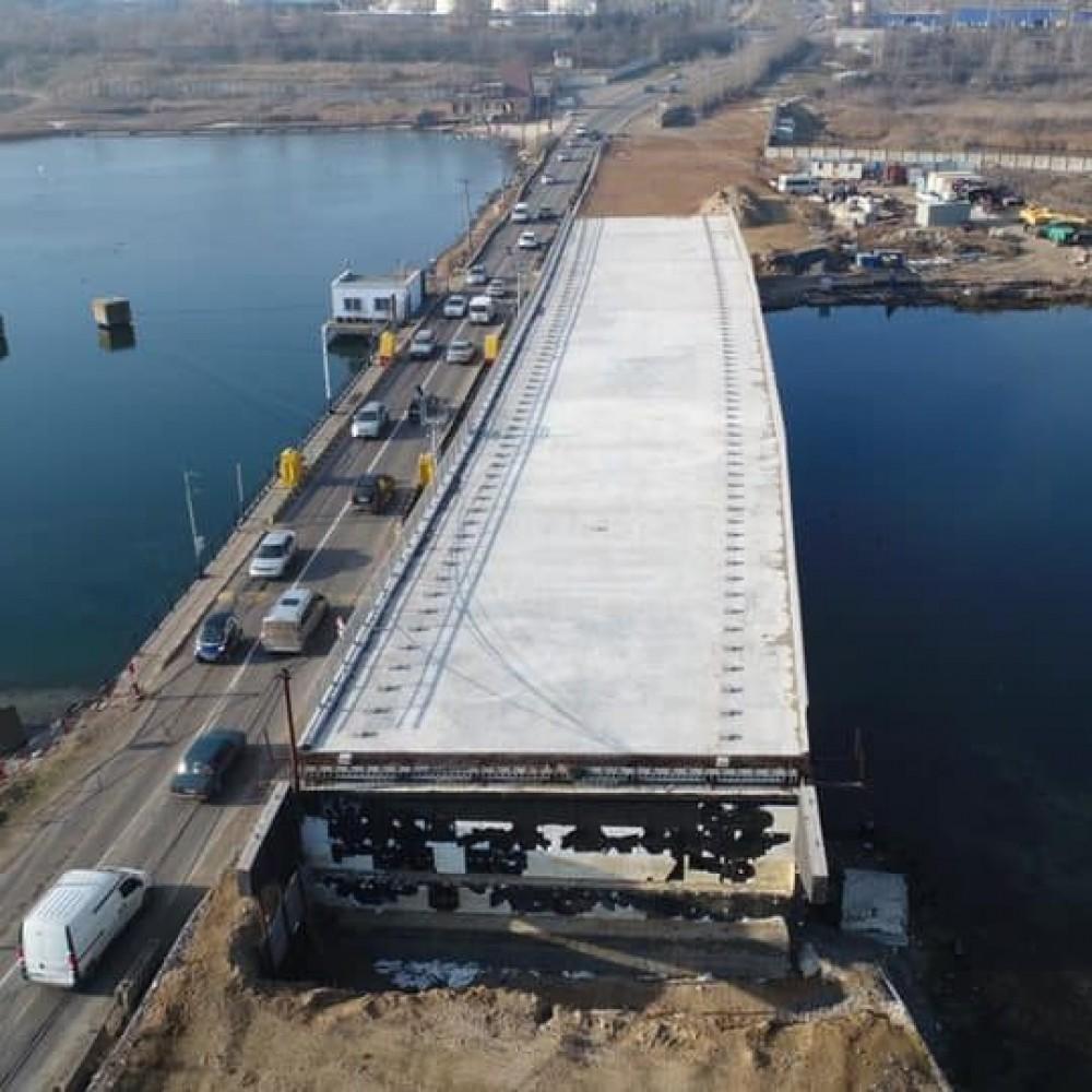 Ревизоры нашли нарушения на 11 млн грн во время строительства моста через Сухой лиман // Стоимость работ завысили на 3,3 млн