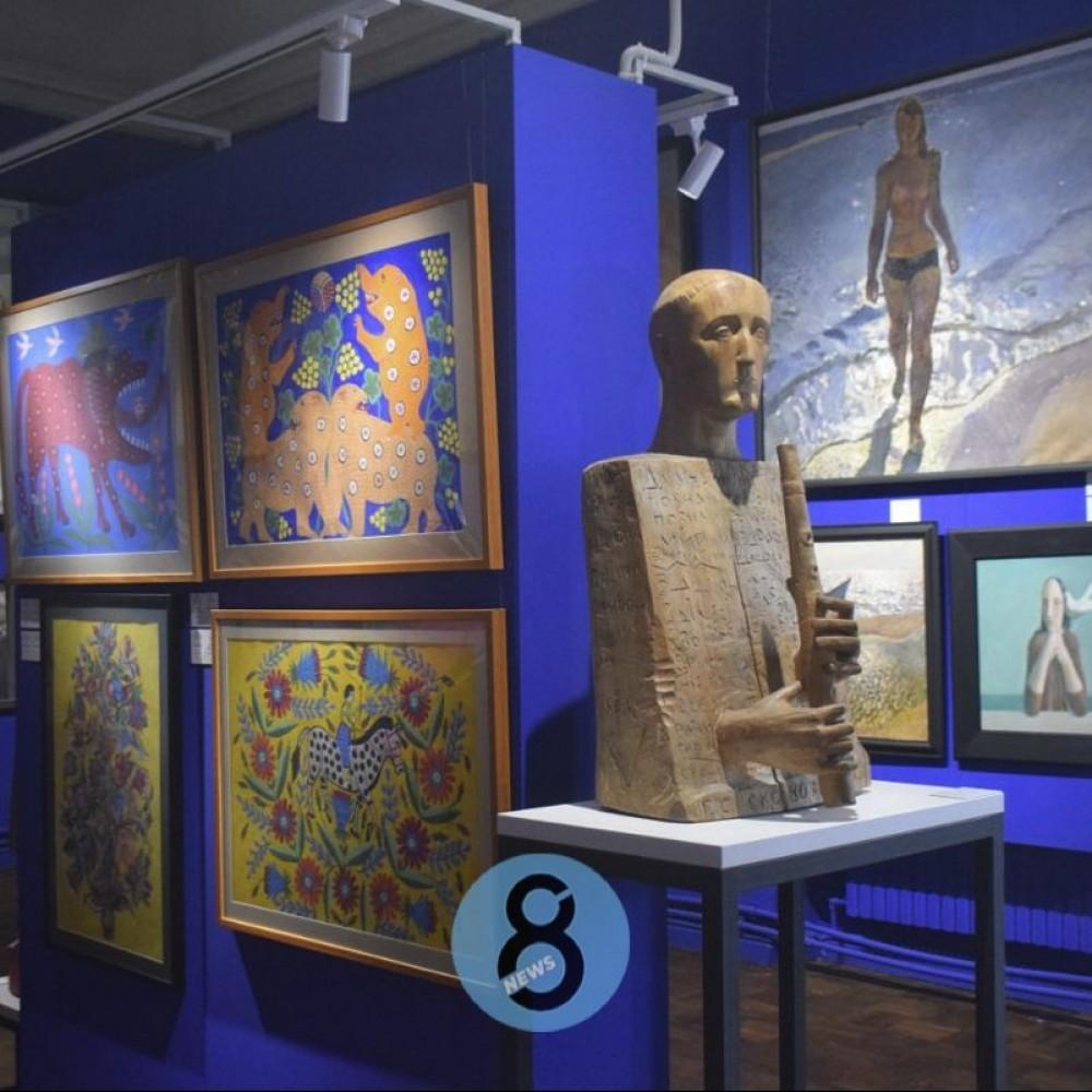 «От двадцатых до двадцатых» // Одесский худмузей представил коллекцию искусства  последних 100 лет