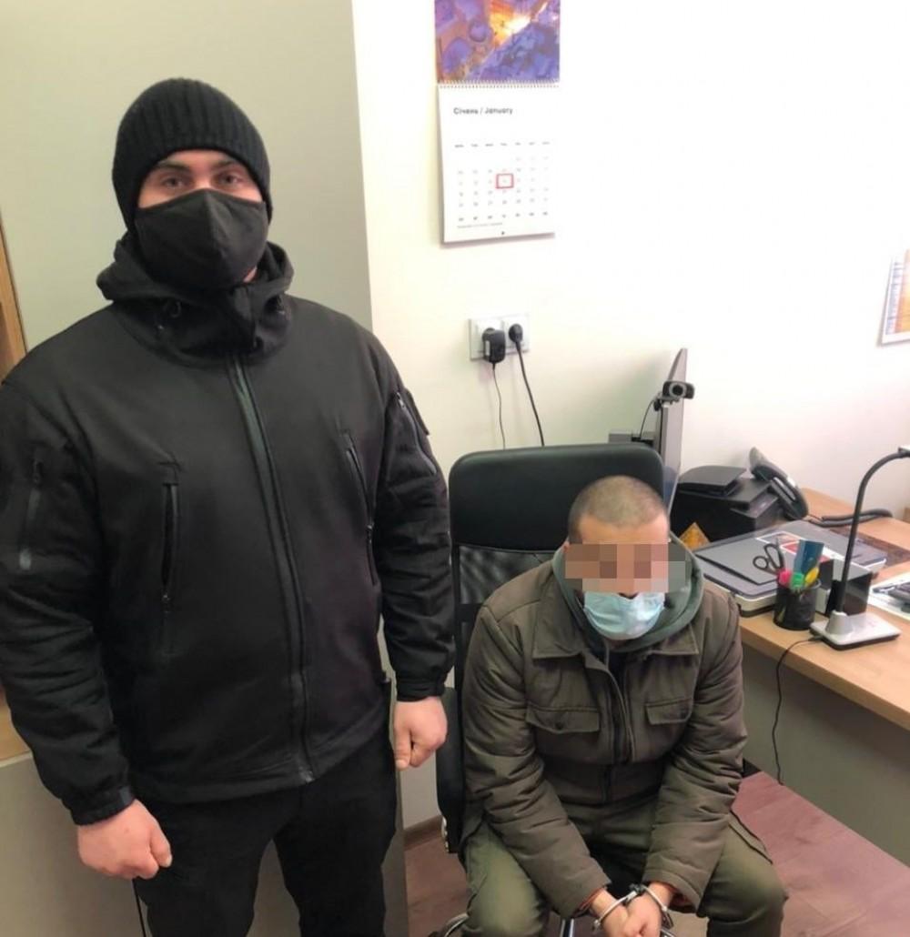 Под Одессой пограничники задержали насильника, которого разыскивал Интерпол