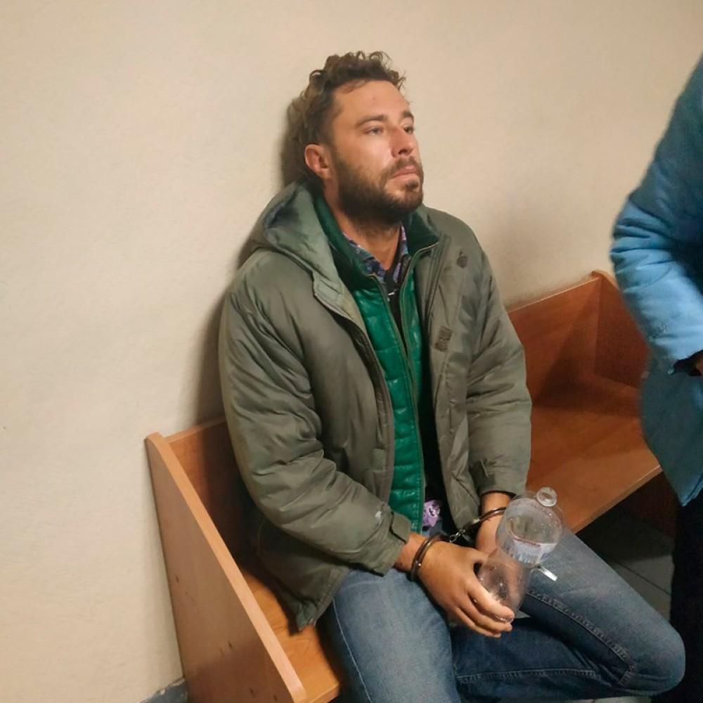 Стритрейсера, устроившего несколько ДТП в Одессе, отправили в СИЗО