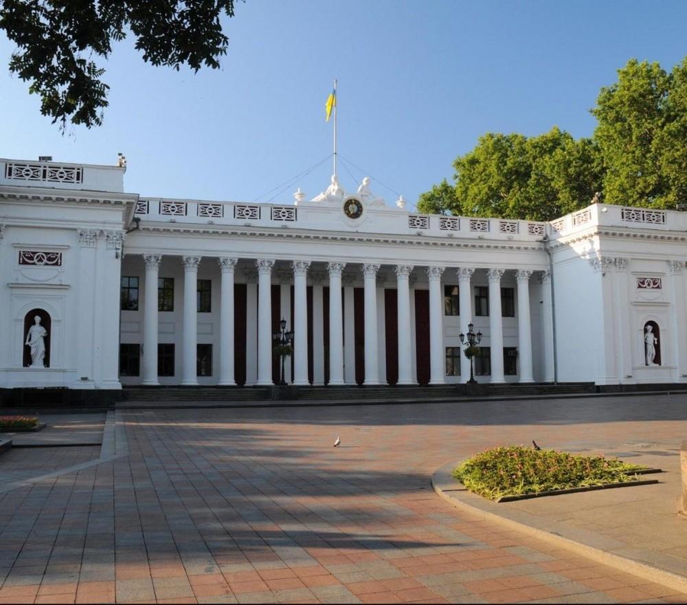 «Призрачный» этаж «Пассажа» и новое пожарное депо // В Одессе состоялся исполком