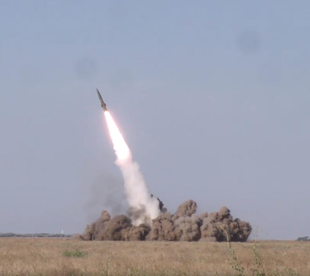 В Одесской области успешно провели ракетные испытания