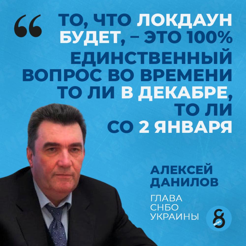 Власти еще не определились с датой локдауна в Украине