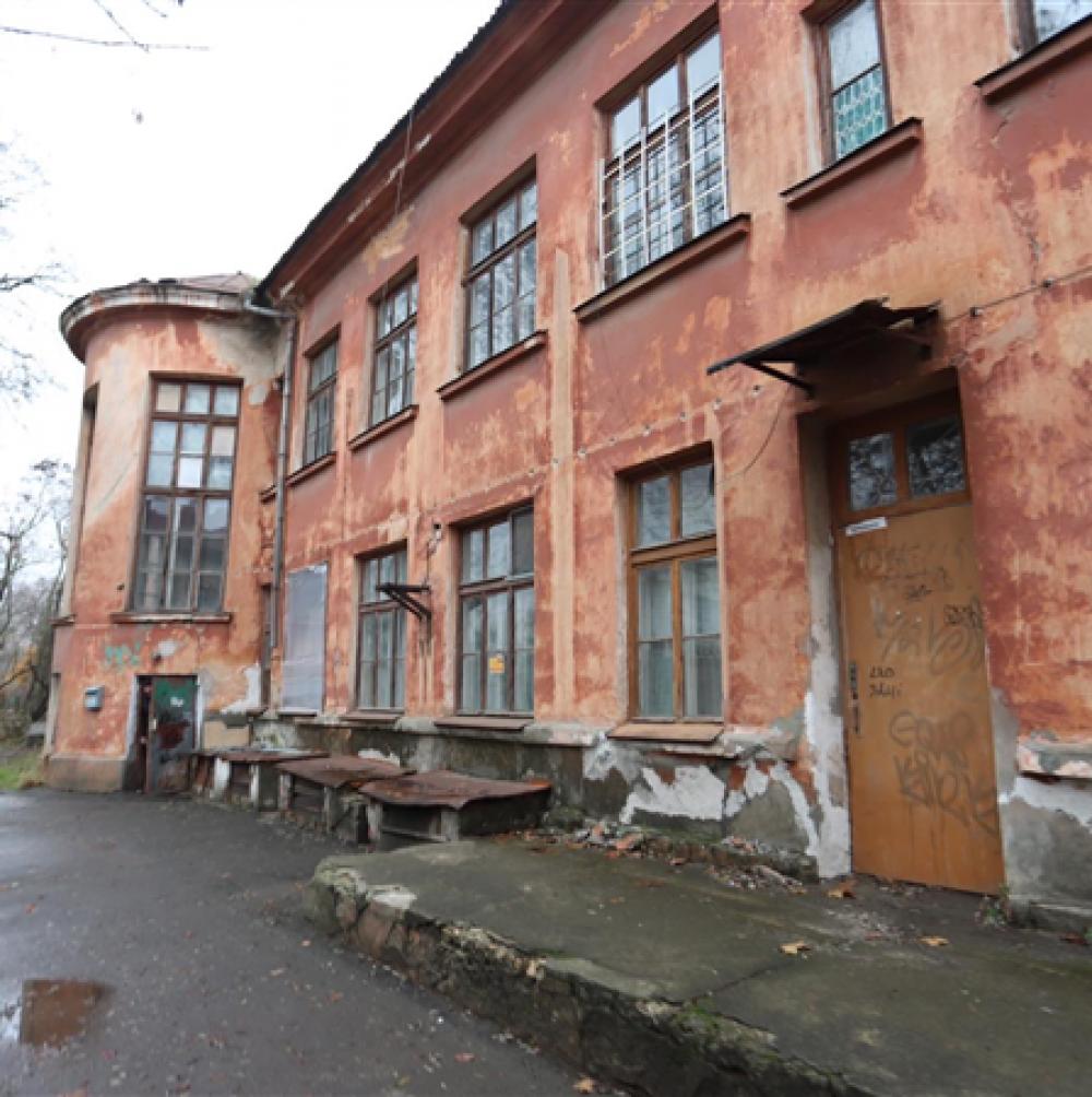 Мэрия Черноморска намерена сдать в аренду на 49 лет здание психонаркологического отделения местной больницы