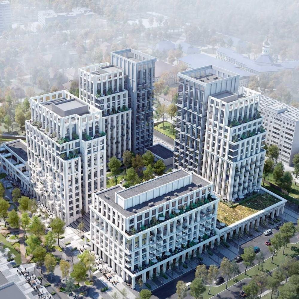 Doma Trabotti под вопросом? // Строительство жилкомплекса на Французском бульваре оспаривают в суде