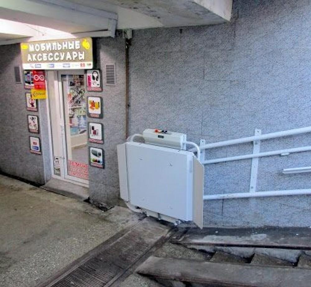 Мэрия хочет выселить арендатора подземного перехода на Привокзальной площади