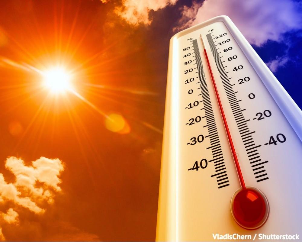 До +38°С // На Украину надвигается жара