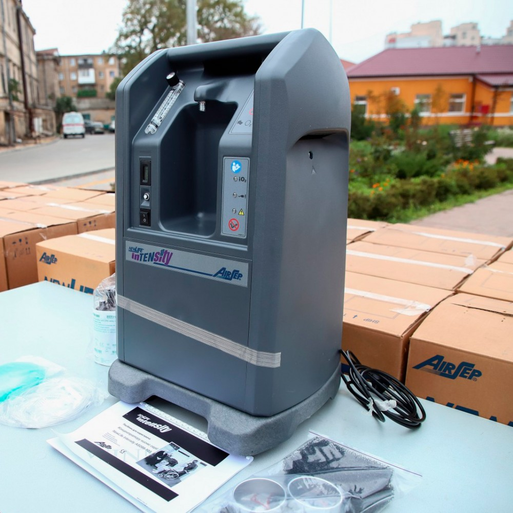 Одесса закупила 44 кислородных концентратора // Куда передадут оборудование