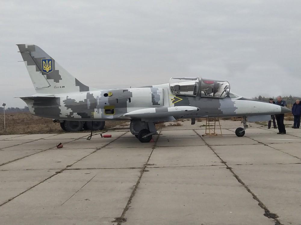 Пополнение для военных // Одесский авиационный завод модернизировал самолёт