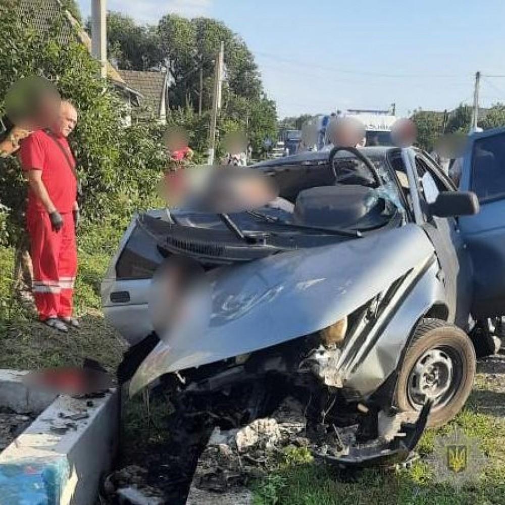 Смертельное ДТП в Белгород-Днестровском районе – трое полицейских погибли, один выжил