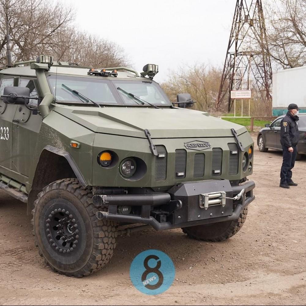 Без паники // В Одессе и области проходят антитеррористические учения