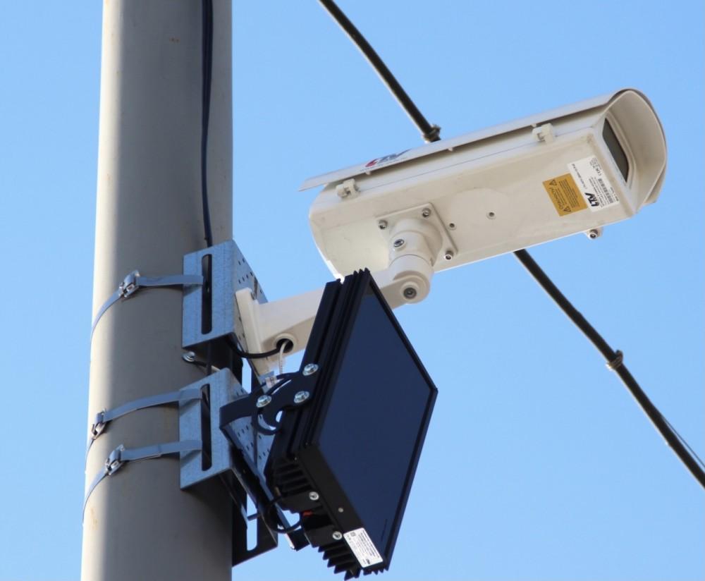 Сеть камер автофиксации // Половина штрафов пойдет в бюджет города